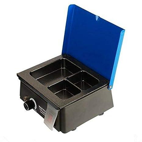 Alkita Dental Electric Waxer Carving Pen and Analog Wax Pot Heater Lab Equipment