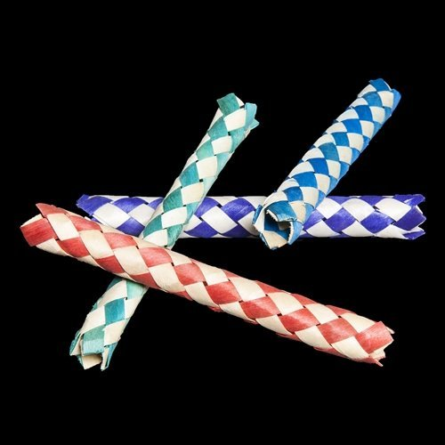 Chinese Finger Traps - 12 per unit (Chinese Finger Trap)