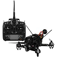 Unrivaled SWAGTRON SwagDrone 210-UP - 5.8G Carbon Fiber FPV Drone Racing - 700TVL Camera, Failsafe & Night Vision