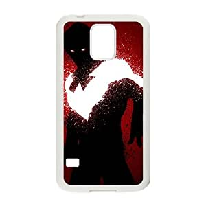 red nightwing by sno2 d6nptre Samsung Galaxy S5 Cell Phone Case White Customize Toy zhm004-7426493