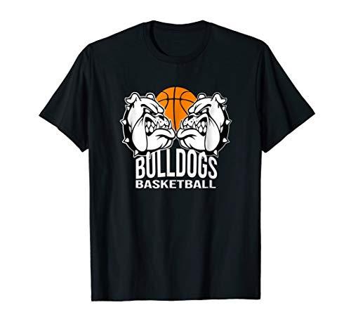 - Bulldogs Basketball Shirt Basketball Mom Dad Players Tshirt