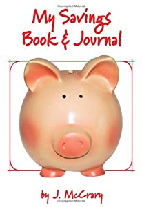 My Savings Book & Journal