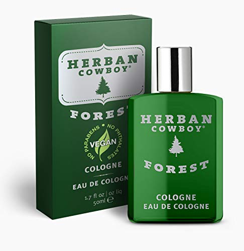 Herban Cowboy Men's Cologne, Forest, 1.7 Ounce ()