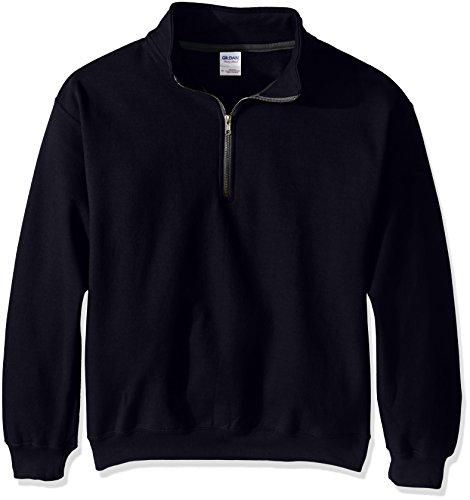 Gildan Fleece Quarter Zip Collar Sweatshirt product image