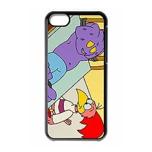 iPhone 5c Cell Phone Case Black The Three Caballeros Character Aracuan Bird Cdzm