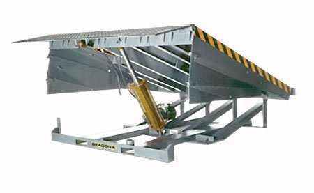 Beacon-BH5-Hydraulic-Dock-Leveler-Automatic-Return-Capacity-40000-Width-83-Height-24-Length-10-Model-BH571040