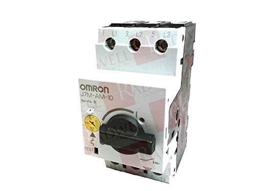 x1Omron j7m-am-10Interrupteur de protection moteur 10à salvamotore à courant ininterrompue 3pôles Fazio Srl