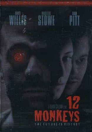 Amazon com: 12 Monkeys (Special Edition): Bruce Willis, Brad