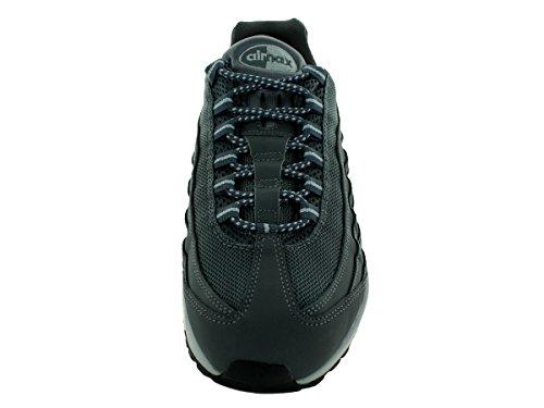 NikeAIR MAX 95 - Calzado de deporte Hombre - Dunkelgrau / Wolf Grau / Schwarz