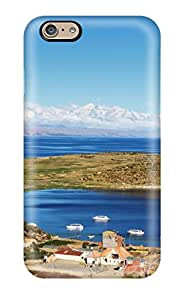 Chris Marions's Shop Awesome Case Cover/iphone 6 Defender Case Cover(titicaca Lake) 1685942K49212839