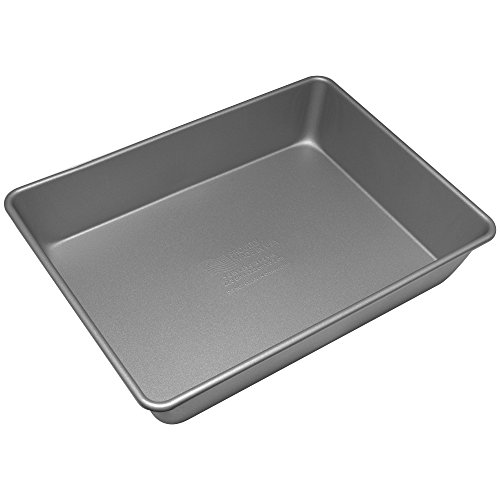 OvenStuff Commercial Grade Non-Stick Bake & Roast Pan, Gray ()