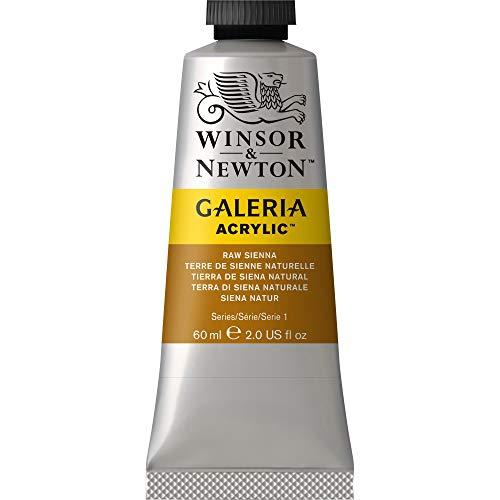 Winsor & Newton Galeria Acrylic Paint 60ml/Tube-Raw Sienna (2120552) from Winsor & Newton