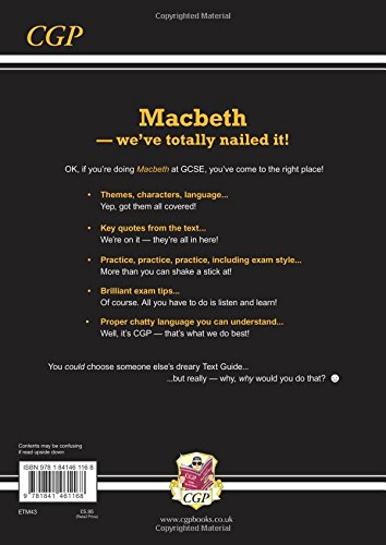 macbeth coursework help Macbeth character analysis  macbeth analysis help » lady macbeth analysis  what grade would you give this finished coursework on  » macbeth- quote a day.