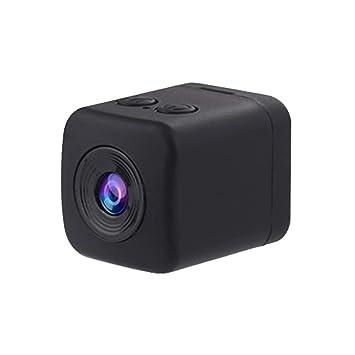 Jumedy Cámara Oculta 1080P HD Mini cámara espía Cámara Familiar Cámara inalámbrica Cámara de vigilancia WiFi Cámara de Video vigilancia con visión ...