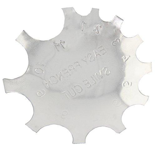 Makartt C Shape Acrylic Cutters Trimmer