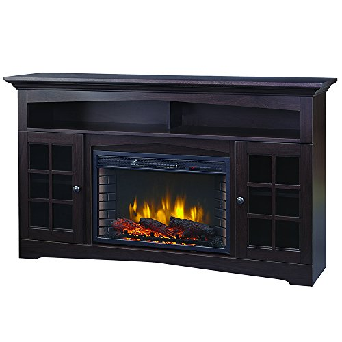Cheap Muskoka 370-196-48 Electric Fireplace Espresso Black Friday & Cyber Monday 2019