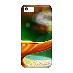 TJPal Case Cover For Iphone 5c Ultra Slim Ggc6952OOqc Case Cover
