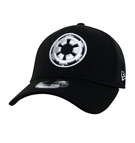 Star Wars Empire Symbol 39Thirty Cap- Large/XLarge Black (Ball Cap Rebel)
