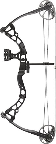 Diamond Archery 2017 Atomic Black Bow Package 29 Lbs Right Hand (Diamond Youth Bows)