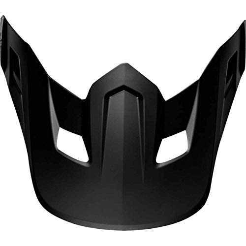 Fox Racing 2019 V2 Helmet Visor - Matte (MATTE BLACK) ()