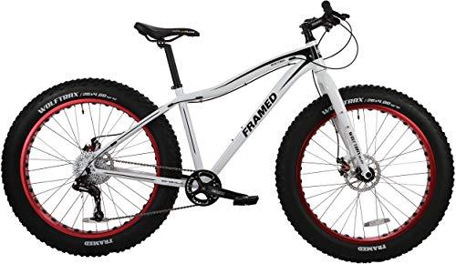 Framed Wolftrax Alloy 2.0 w/Shimano Deore (2 x 10) Fat Bike Womens Sz 17in