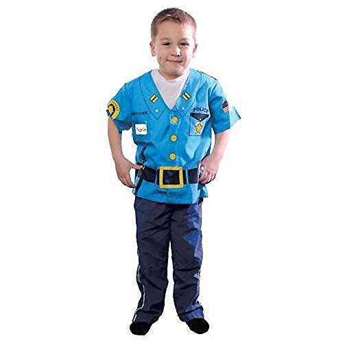 Child Police Costume ()