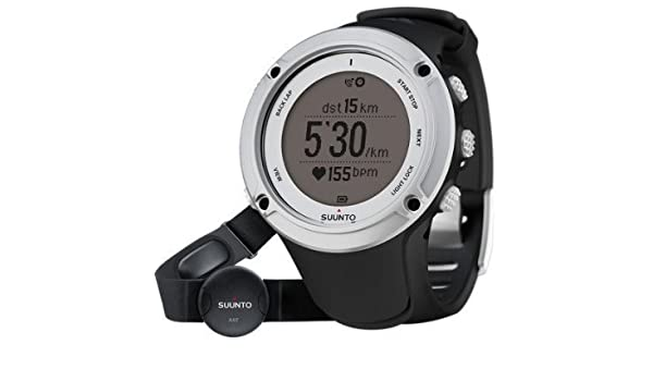 Suunto Ambit2 Silver HR SS019651000 Ambit 2 by Suunto: Amazon.es ...