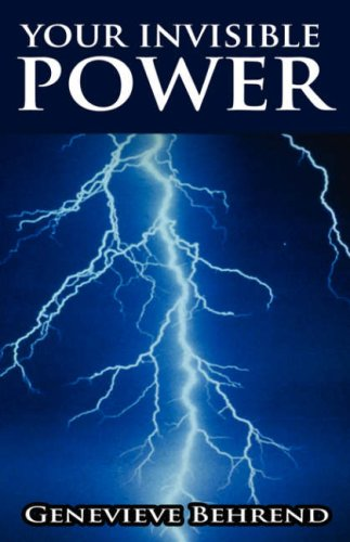 Read Online Your Invisible Power PDF