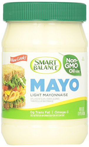 Smart Balance Omega Plus Light Mayonnaise Dressing-16 oz