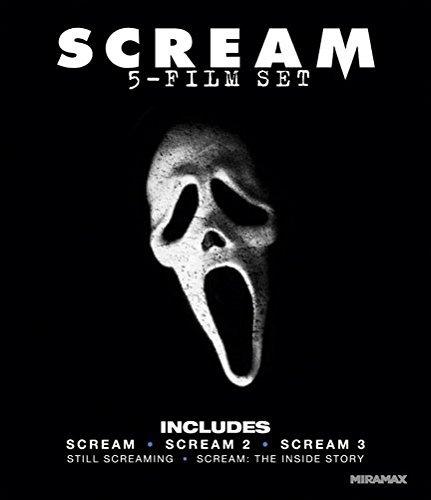 (Scream: Five-Film Set (Scream / Scream 2 / Scream 3 / Still Screaming: The Ultimate Scary Movie Retrospective / Scream: The Inside Story))