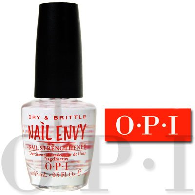 OPI Nails Dry & Brittle Nail Envy Natural Nail Strengthener - 15ml ...