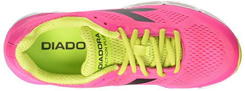 Shocking Nero Pink Training Rosa Diadora W Plus Women's Action CqZA80w
