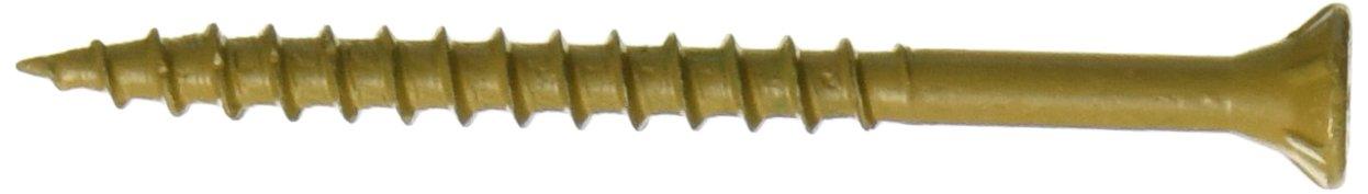HILLMAN FASTENERS 48416 5 LB 2.5x10 Tan Screw