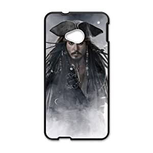 Happy Cap Man Hot Seller Stylish Hard Case For HTC One M7