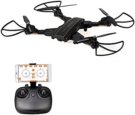 TKKJ L603 Folding Drone FPV Camera Optical Flow Altitude Hold Smartphone App: Amazon.es: Electrónica