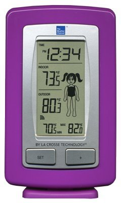 The Weather Channel Kids Wireless Temperature Station by ...