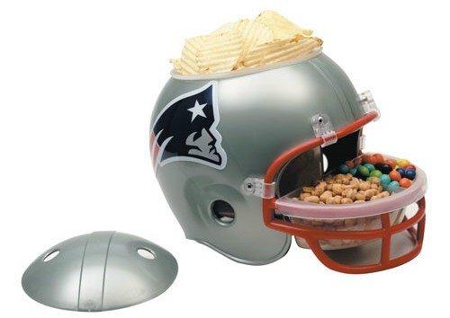 Snack Helmet (NFL New England Patriots Snack Helmet)
