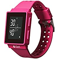 ISET ISW-PNK iSetWatch E-Coach for Tennis Player (Pink)