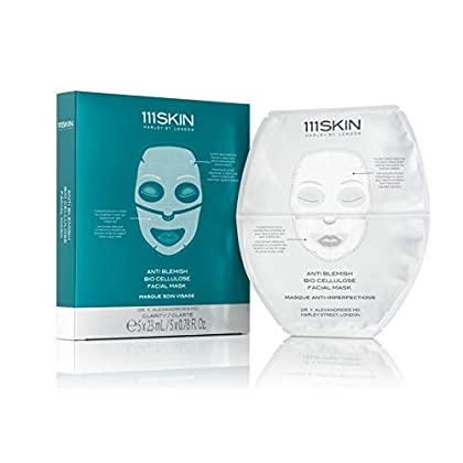 Image of Health and Household 111SKIN Anti Blemish Bio Cellulose Facial Mask