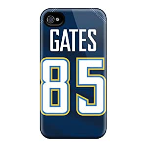 [HhL9149RvPu]premium Phone Cases For Iphone 6plus/ San Diego Chargers Cases Covers