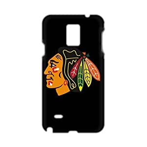 Angl 3D Case Cover Chicago Blackhawks Logos Phone Case for Samsung Galaxy Note4