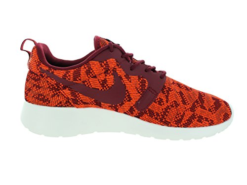 Nike Womens Roshe One Kjcrd Total Orange / Team Red / Sail Scarpe Da Corsa 8.5 Donne Us