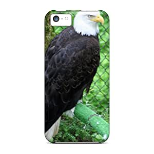 QWCnjEr3657AwPGQ Ajephke Bald Eagle Durable Iphone 5c Tpu Flexible Soft Case