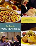 img - for Profitable Menu Planning Custom Edition for Schenectady County Community College book / textbook / text book