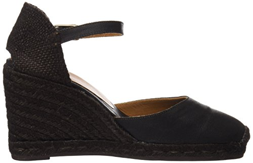 Castañer 2001 New Donna Carol Brown Marrone 0 Dark Espadrillas ZZqr47