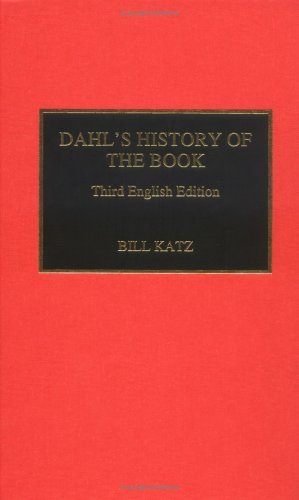 Download Dahl's History of the Book: 3rd English Ed. Pdf