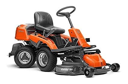 Husqvarna Rider R216-cortacésped corte: 9600 W, corte 94 cm