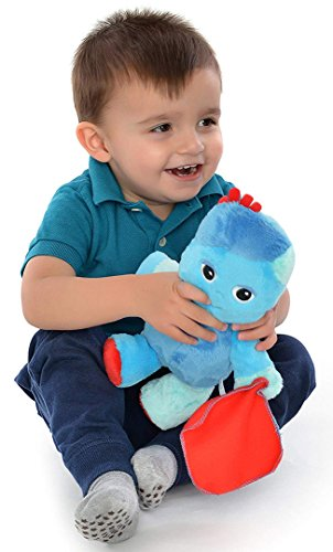 Night Garden Toy - In the Night Garden Snuggly Singing Soft Toy 30cm IGGLE PIGGLE