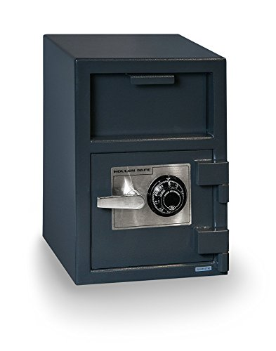 - Hollon FD-2014C B-Rated Commercial Depository Safe Lock Type: Dial Combination Lock