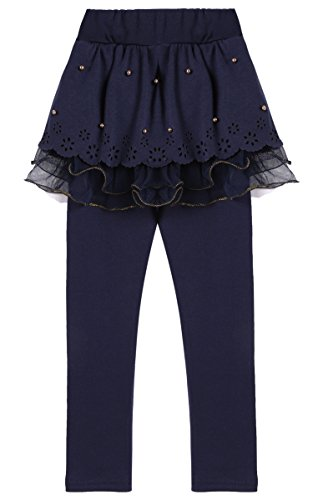 Arshiner Girls Warm Tutu Leggings in Cotton for School Play by Arshiner (Image #1)